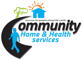 Community Home & Health Services Logo